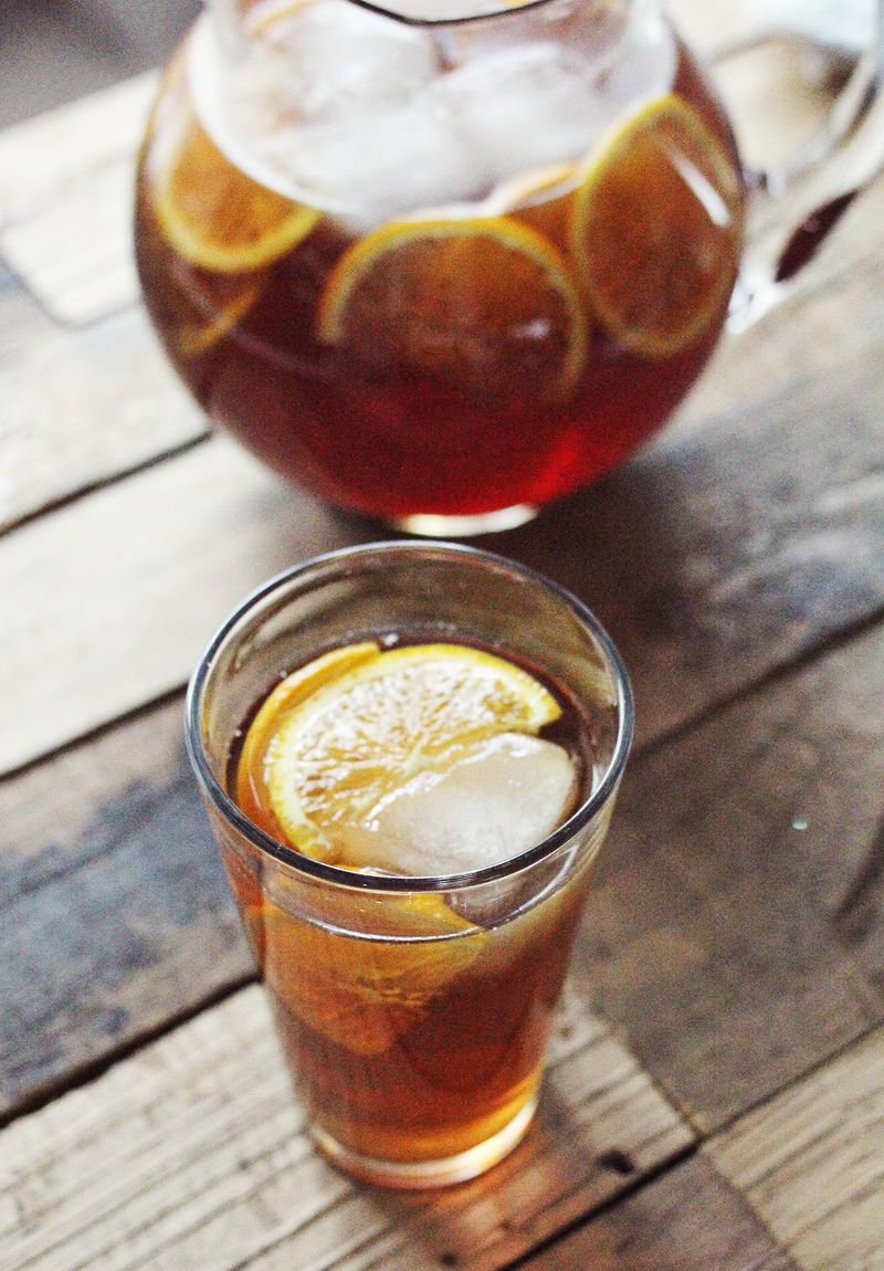 My favorite sweet tea recipe