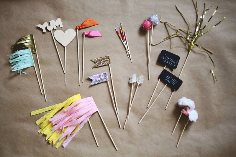 10 ways to make a cocktail stick www.abeautifulmess.com