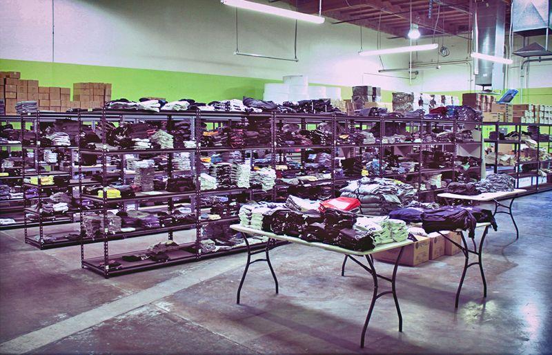 Hello Merch Warehouse