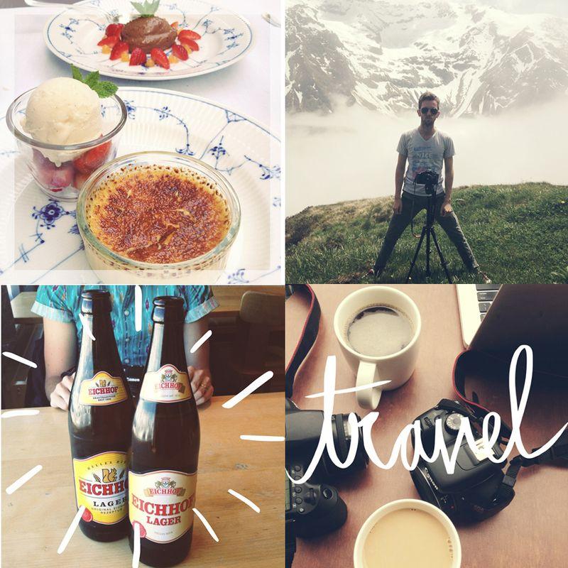 Switzerland honeymoon photos