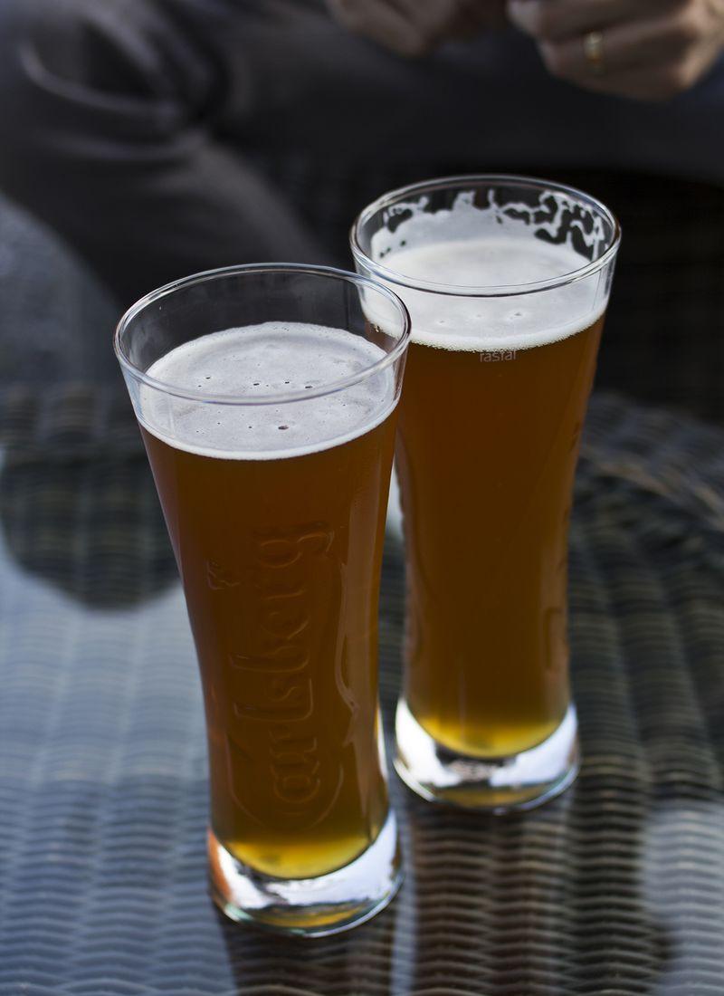 Honeymoon beers