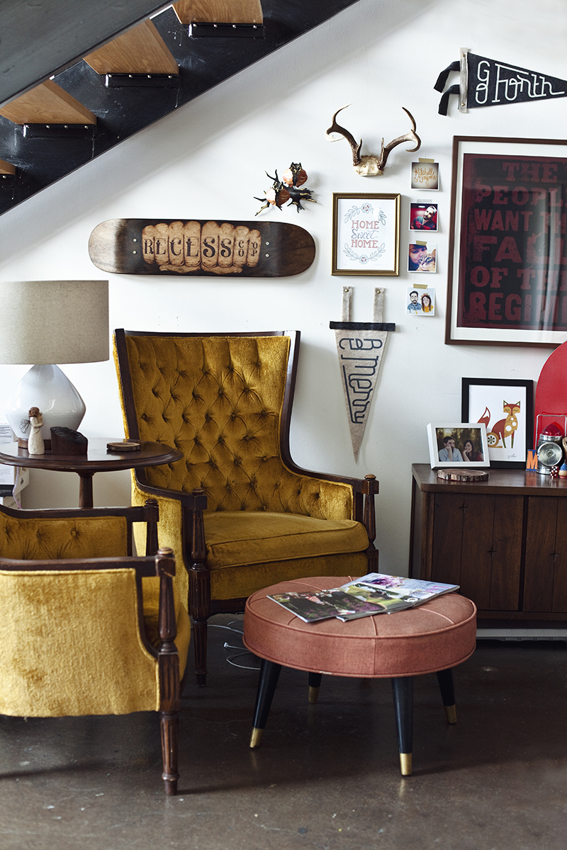At Home With Jayme Ditto