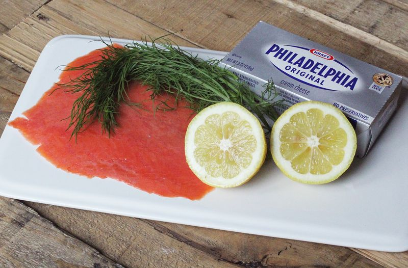 Easy salmon mousse recipe