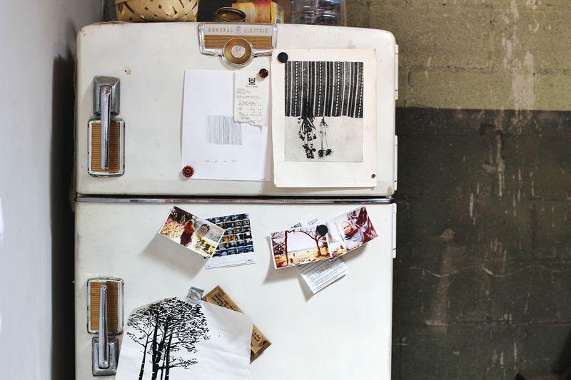 Annie Williams studio