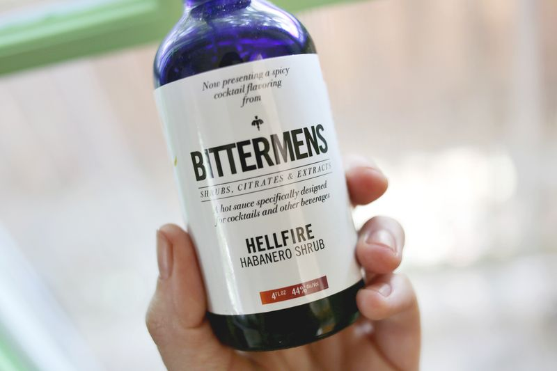 LOVE these hellfire bitters!