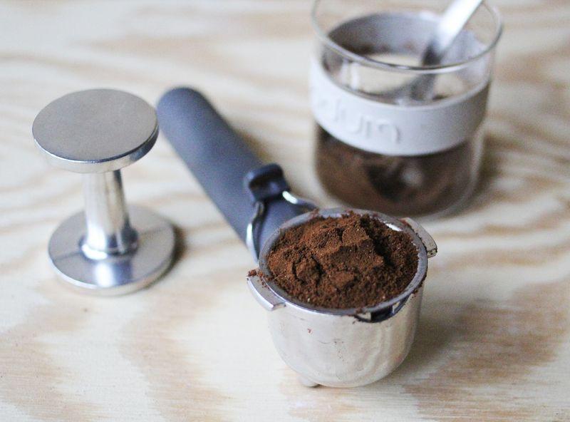 Homemade espresso