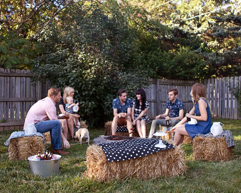 Tips for hosting outdoor parties