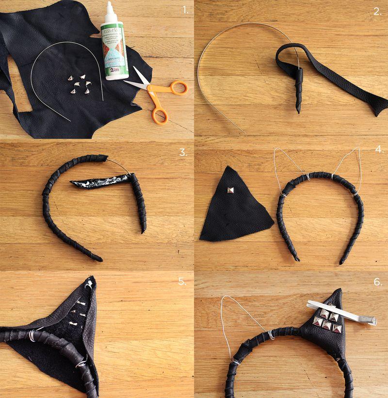 Animal Headband DIY