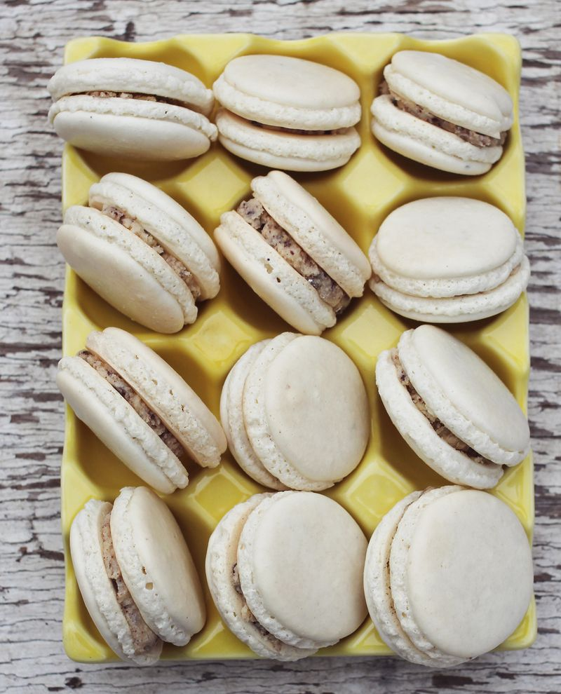 Secrets to making perfect macarons