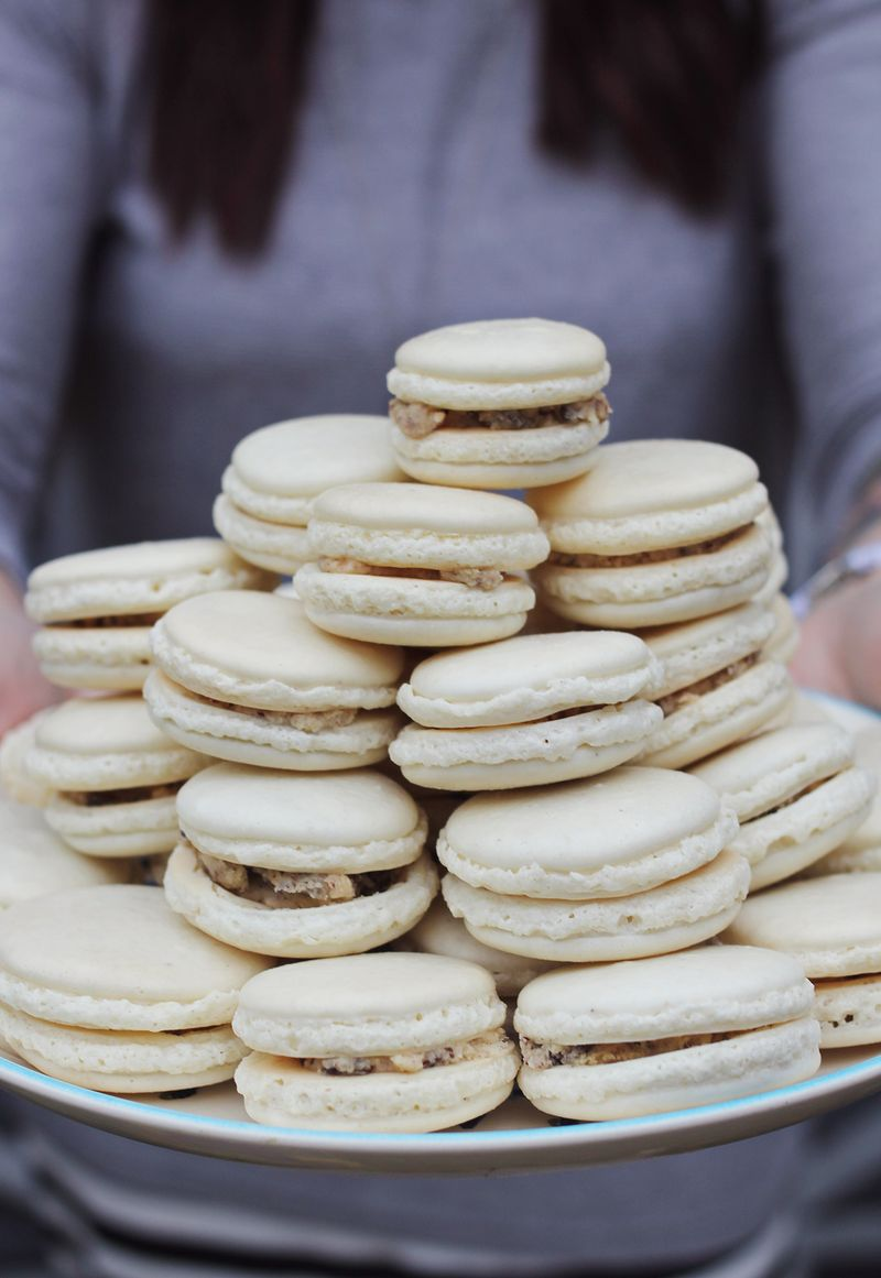 Macarons by Holly