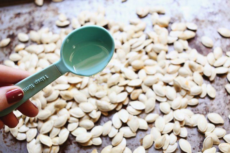 Roasted Pumpkin Seeds 4