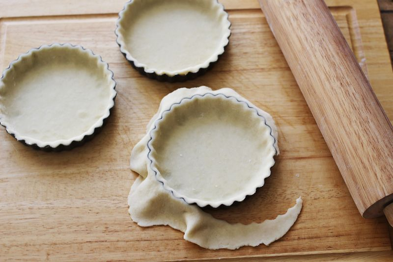 Tips for making tart crusts
