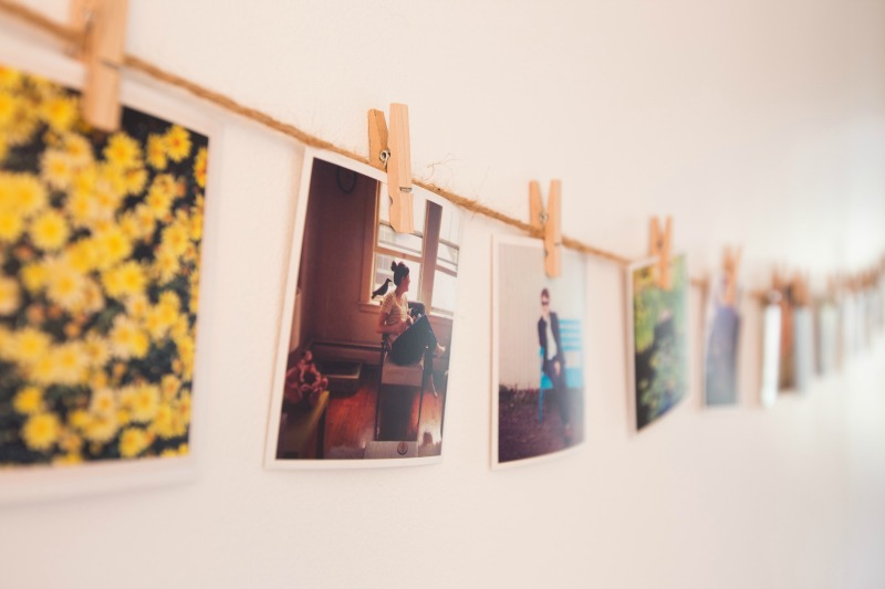 Cute display for Instagram photos