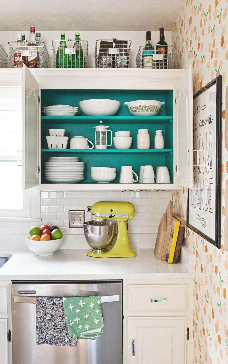Home Tour: Elsie\'s Kitchen - A Beautiful Mess