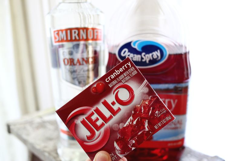 how to make strong jello shots with tequila