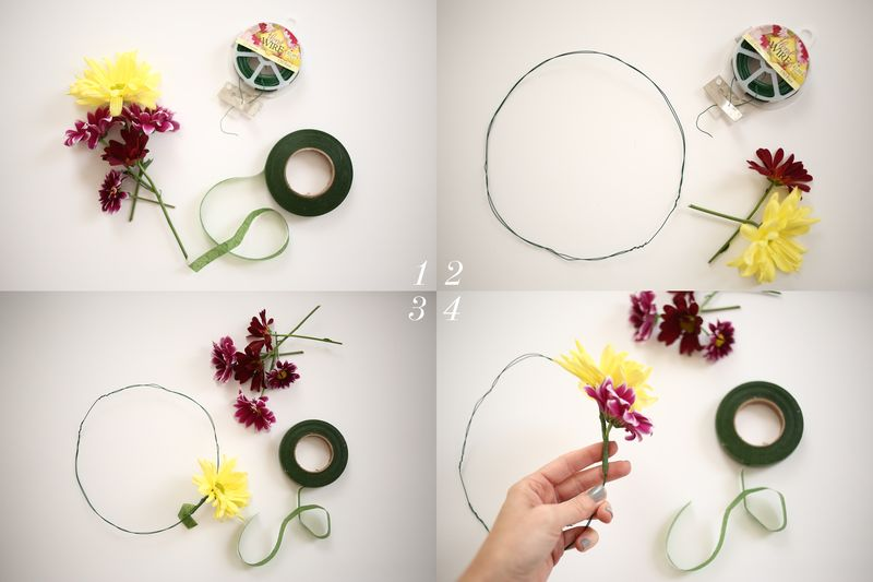 How to make a paper flower Tiara at Home | Handmade Headband ... | 533x800