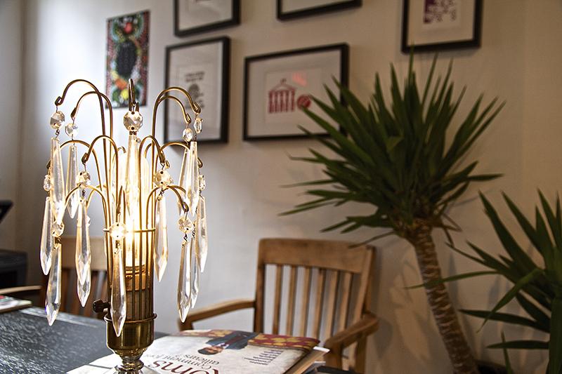 Lovely chandelier