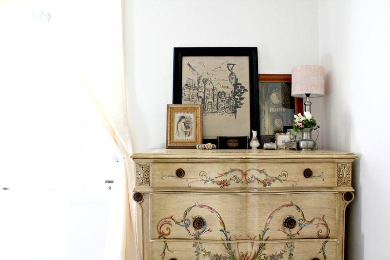Lovely antique dresser