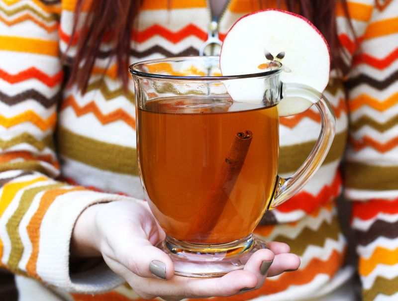 Spiced Apple Cider abeautifulmess.com