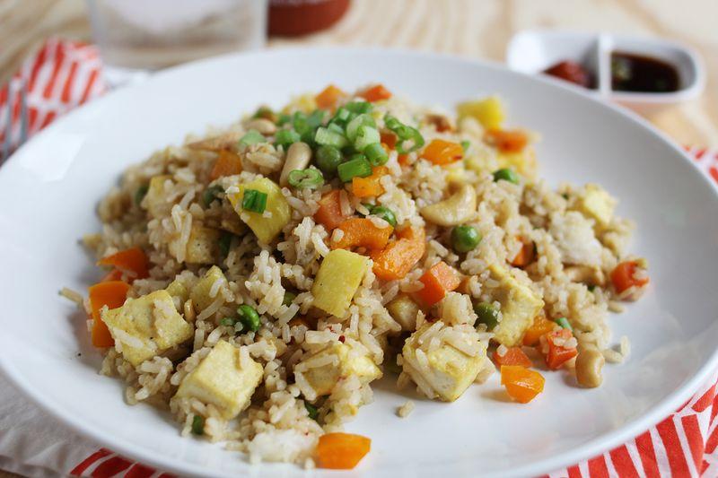 Best pineapple fried rice