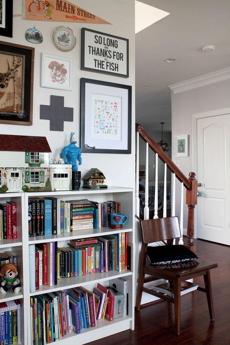 Books make any house better