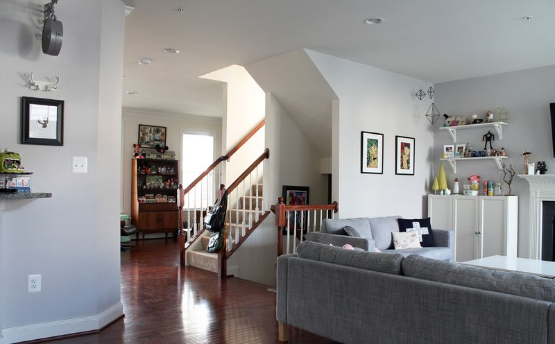 Love the openness of this floor plan!