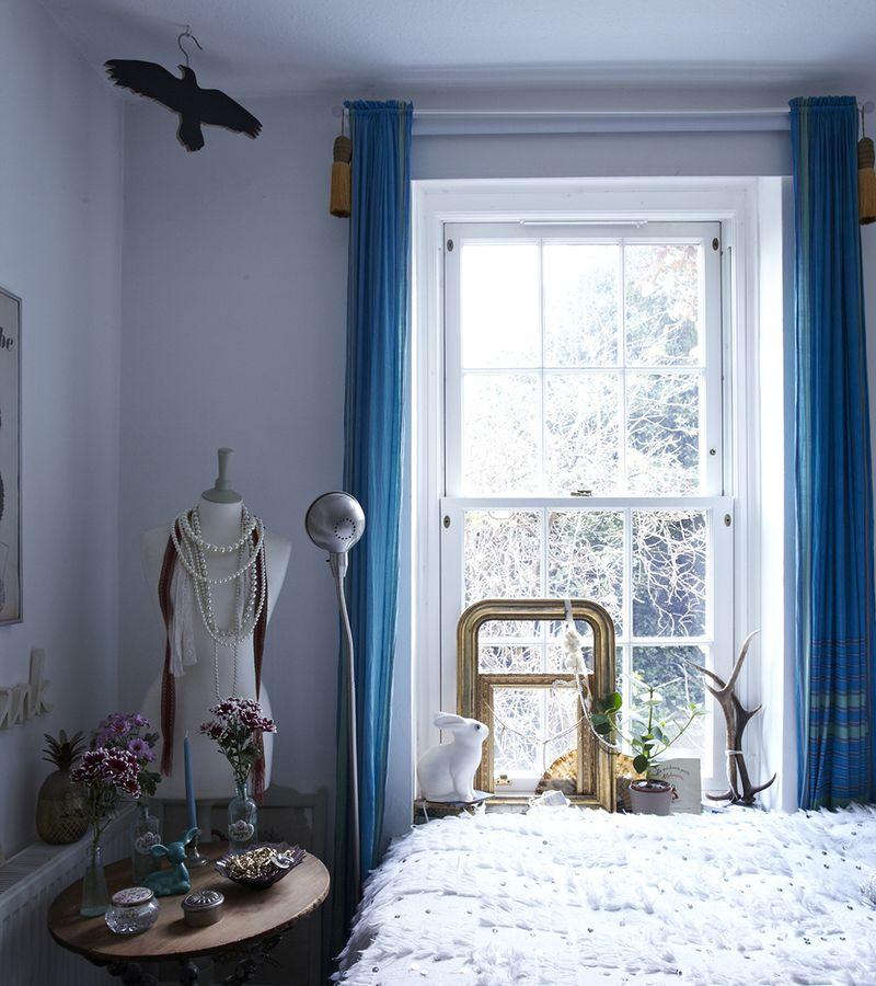 This room looks serene