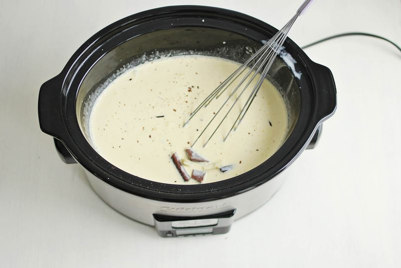 How to make crock pot pudding