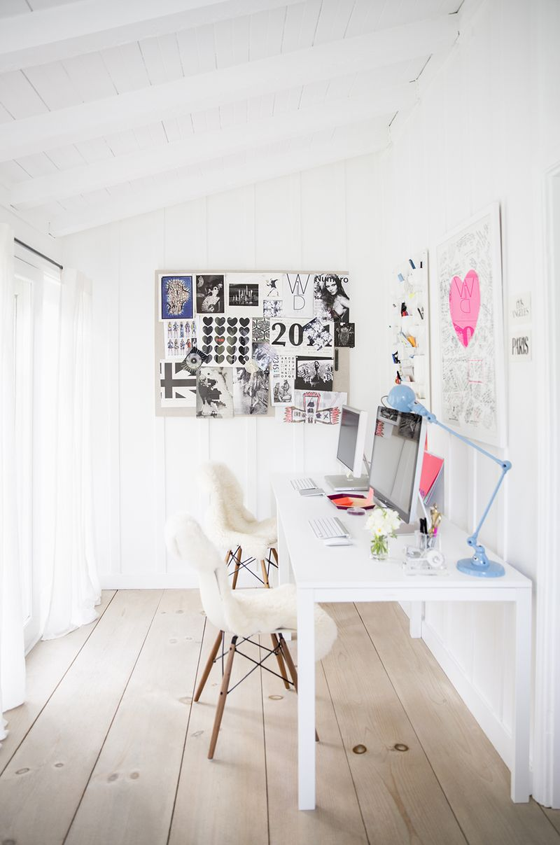 Dream work space