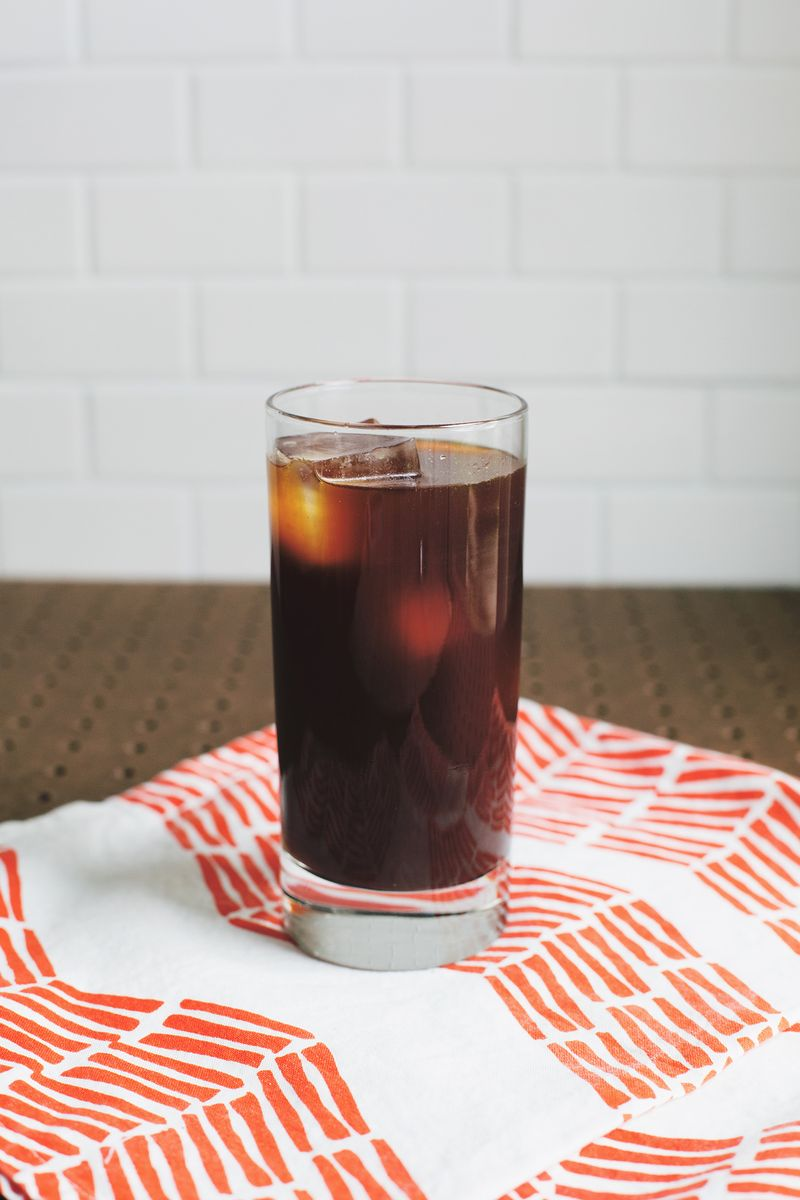 Toasted Coconut Cold Brew Coffee