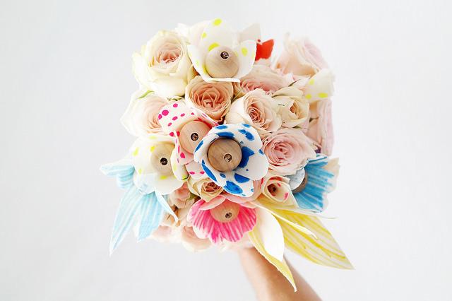 Beautiful handmade bouquet