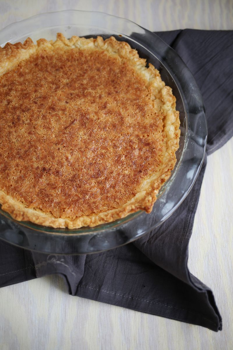 Best chess pie