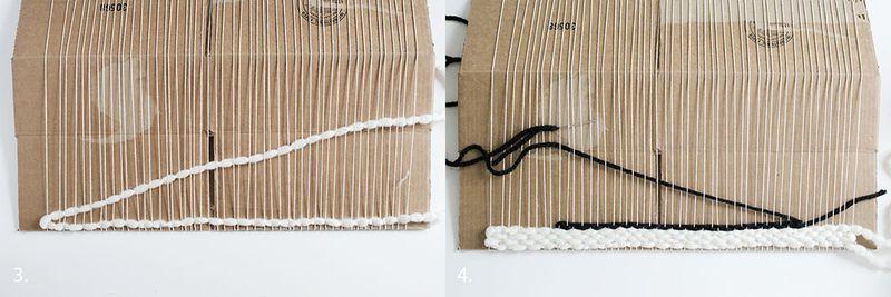 Start Your Weaving