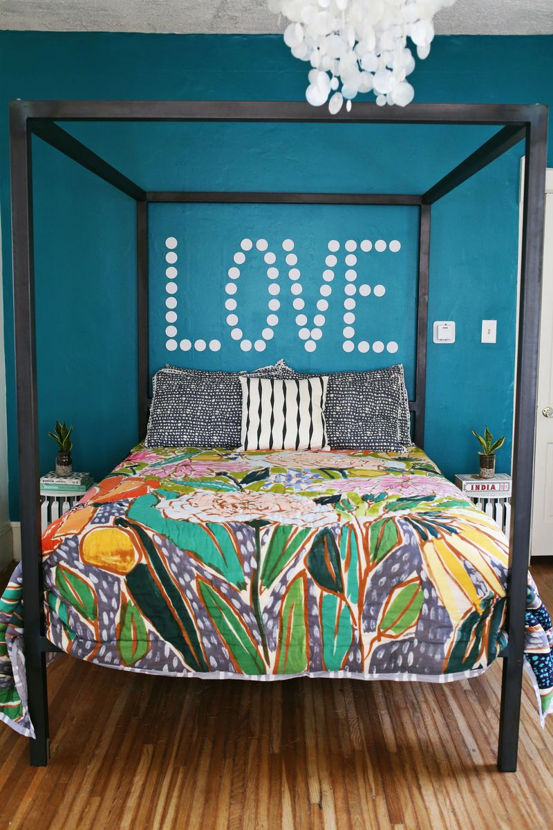 A Bright Bedroom Update A Beautiful Mess