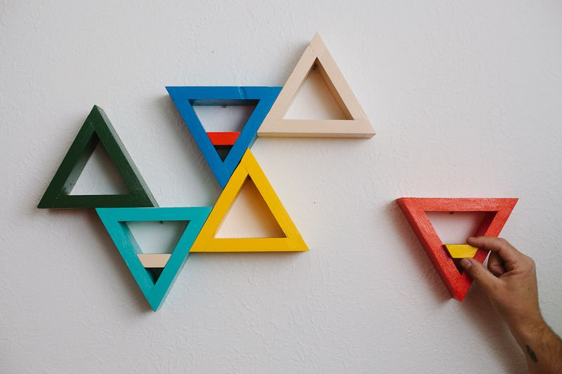 20 Easy Wall Hanging Ideas Abeautifulmess