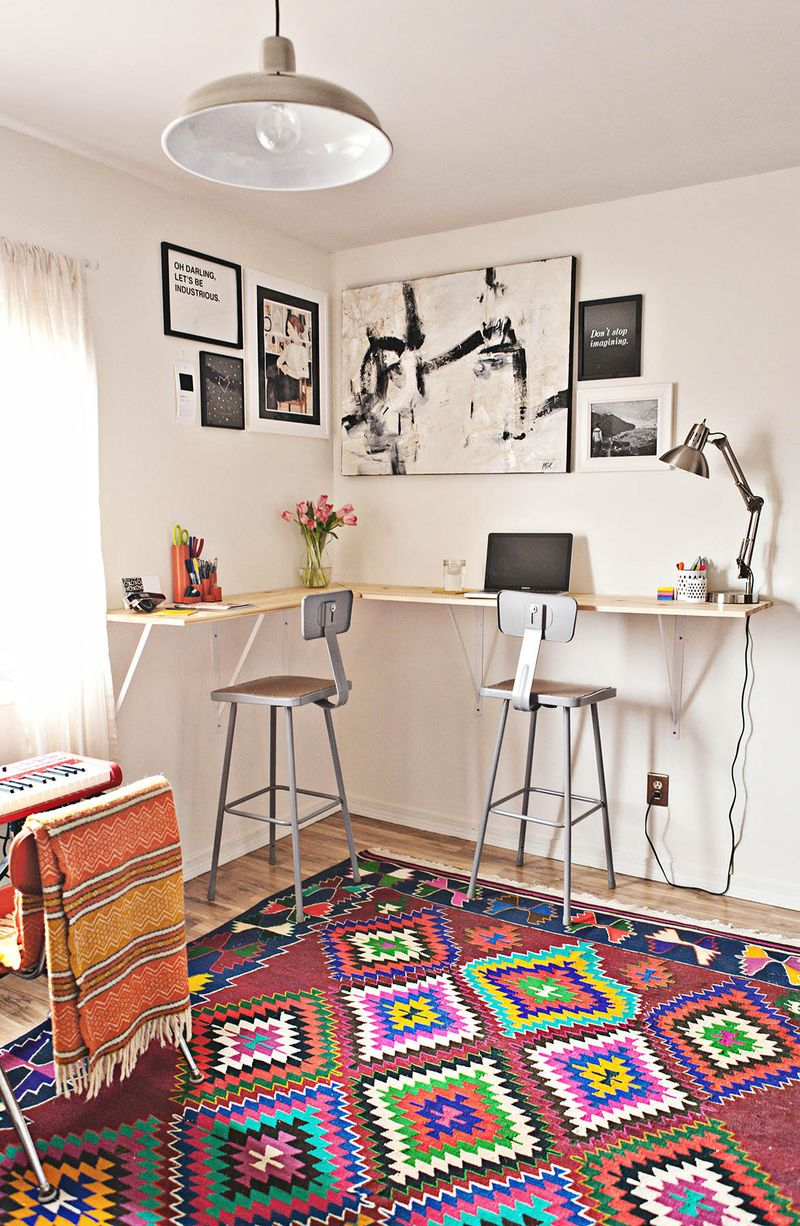 20 Creative Small Home Office Ideas 10