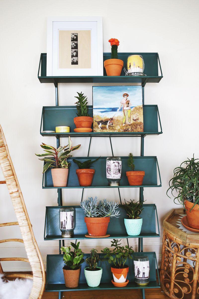 Elsie larson's living room via ABeautifulMess.com