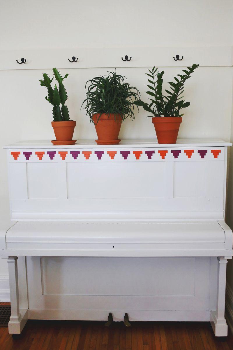 Fresh piano