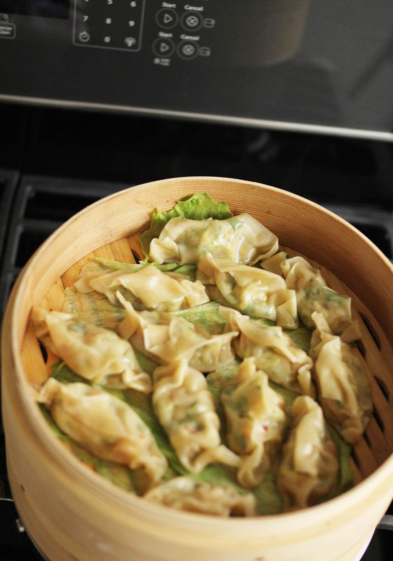 How to make steamed dumplings