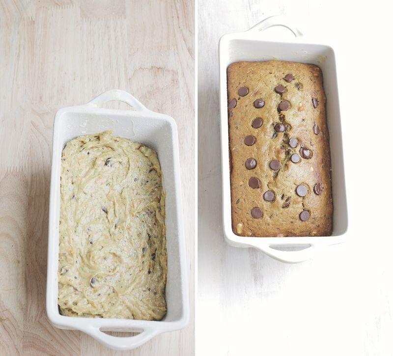Perfect quick bread (click through for recipe)