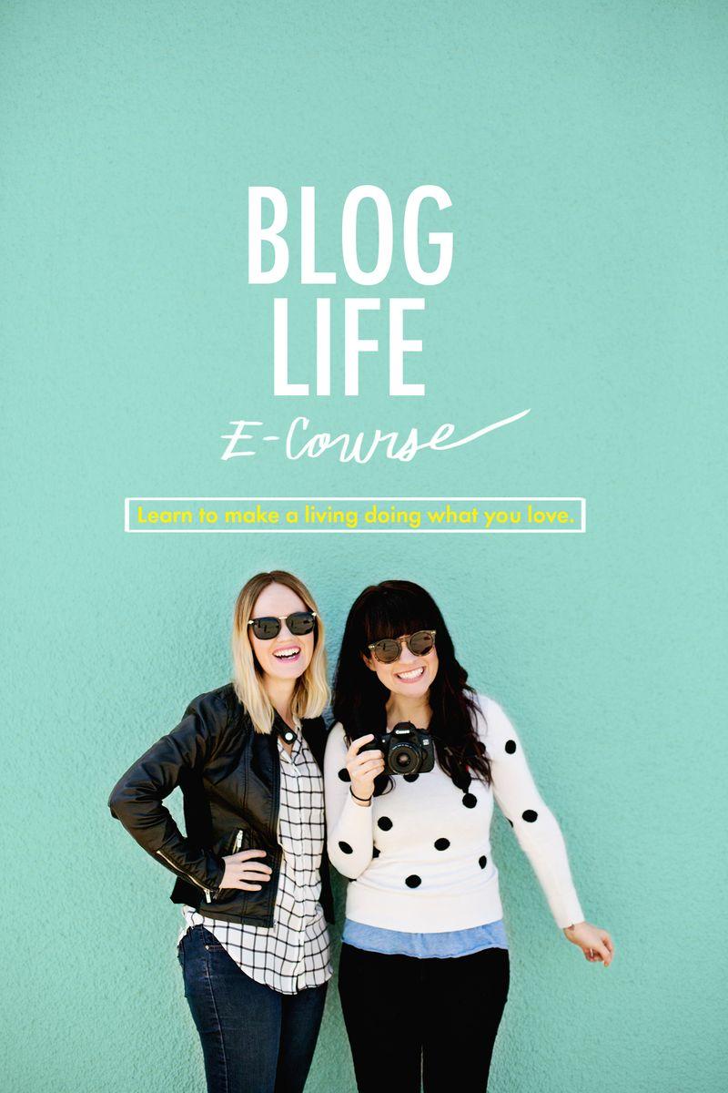 Blog Life E-Course
