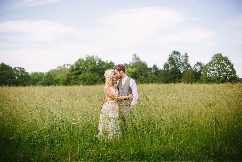 Emma Chapman and Trey George