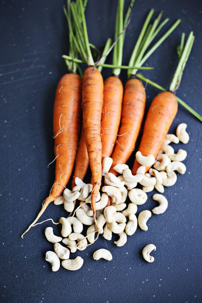 Best ever carrot bread