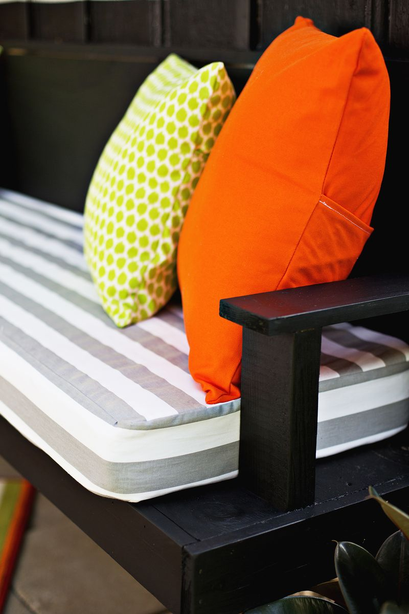 Make Your Own Outdoor Cushions A Beautiful Mess