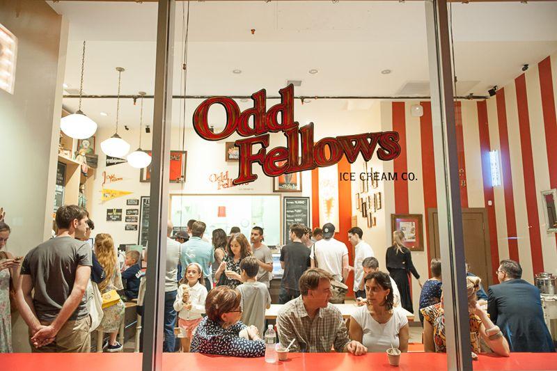Odd Fellows Ice Cream Co