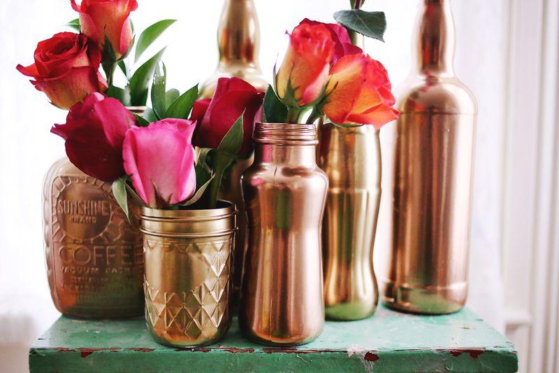 Pretty vases