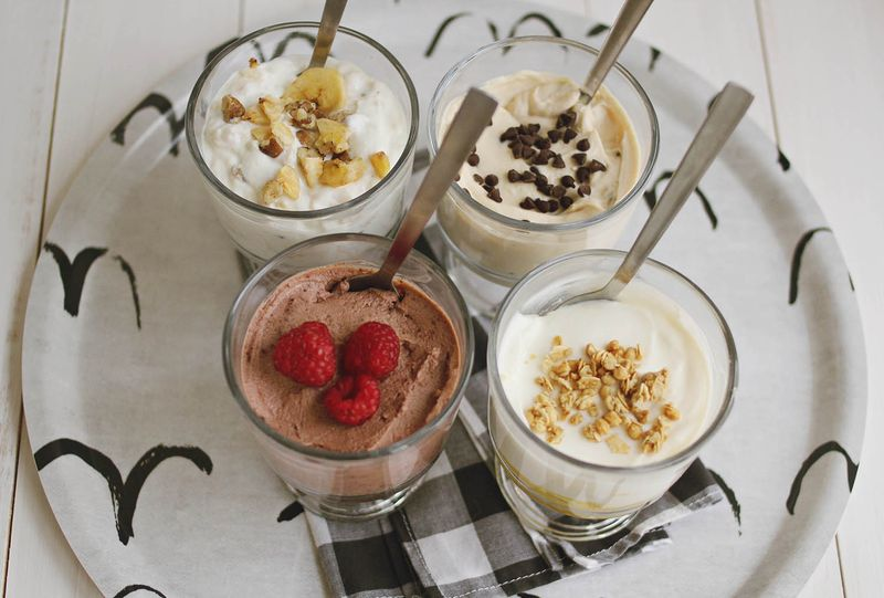 Greek yogurt ideas