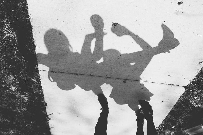 Shadow photos