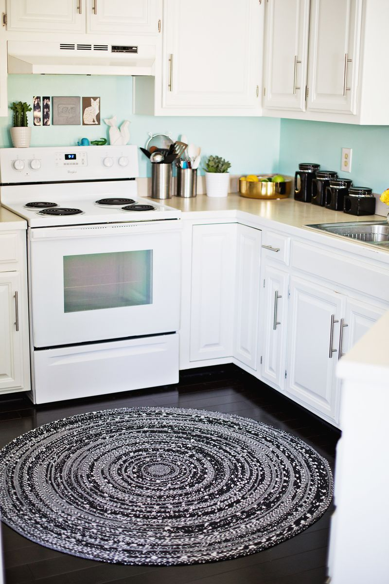 Make Your Own Rope Rug A Beautiful Mess