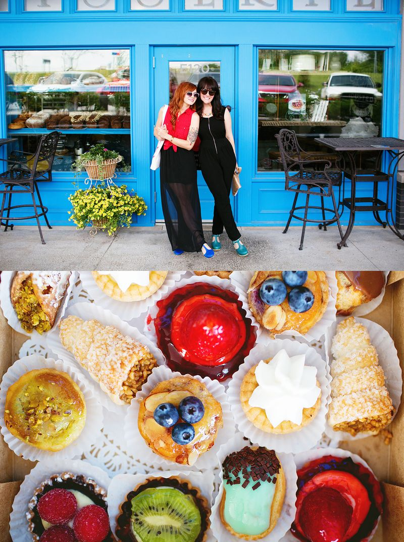 Great Dates- A bakery and greenhouse date